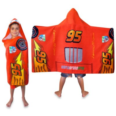 Disney® Cars Cape-Style Hooded Towel