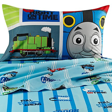 Buy twin bed in a bag from bed bath beyond for Thomas the train bathroom set