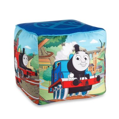 Thomas the Train Characters Printed Pouf
