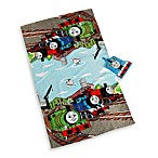Thomas the Train Bath Towel and Wash Mitt Set