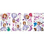 RoomMates® Disney® Sofia the First Peel and Stick Wall Decals