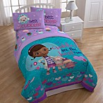Disney® Doc McStuffins Cuddles Cares Printed Twin/Full Comforter