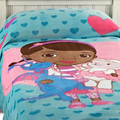 Disney® Doc McStuffins Throw