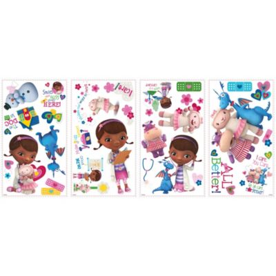 RoomMates® Disney® Doc McStuffins Peel and Stick Wall Decals