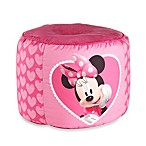 Disney® Minnie Printed Pouf