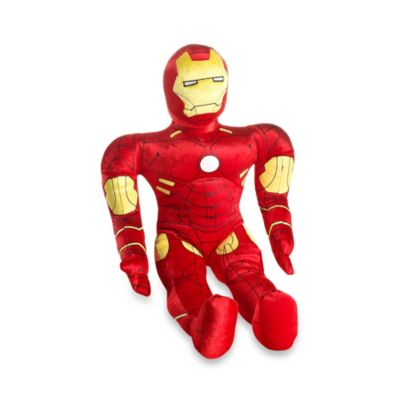 "Disney® Marvel Heroes ""Super Heroes"" Iron Man Pillow Buddy"
