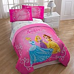 Disney® Princess Tiara Printed Twin/Full Comforter