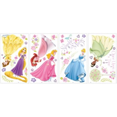 RoomMates Princess Peel and Stick Wall Decals