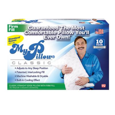 MyPillow® Firm Fill Standard/Queen Pillow