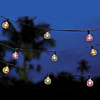 Decorative G40 Threaded Ball String Lights