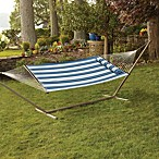 Madison Stripe Hammock with Pillow