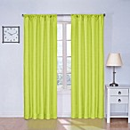 image of Insola Kate Kids Rod Pocket Blackout Window Curtain Panels