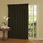 Insola Patio Door Thermal Blackout Curtain Panel
