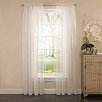 Arm & Hammer™ Curtain Fresh™ Odor Neutralizing Sheer Window Curtain Panels