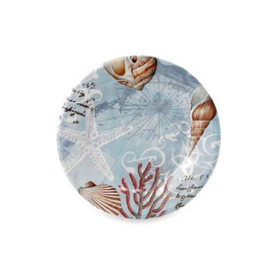 Tramore Bay Round 8.5-Inch Melamine Salad Plate