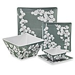 Embossed Cherry Blossom Dinnerware Collection