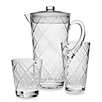 Acrylic Diamond Drinkware Collection