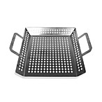 Mr. Bar-B-Q Fusion Grilling Stainless Steel Topper