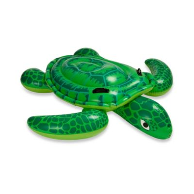 Sea Turtle Ride-On by Intex