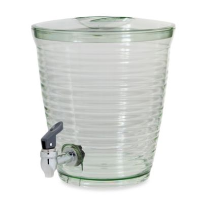 Bark 1.5-Gallon Lime Beverage Dispenser