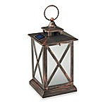 Coleman Solar Traditional Metal Lantern