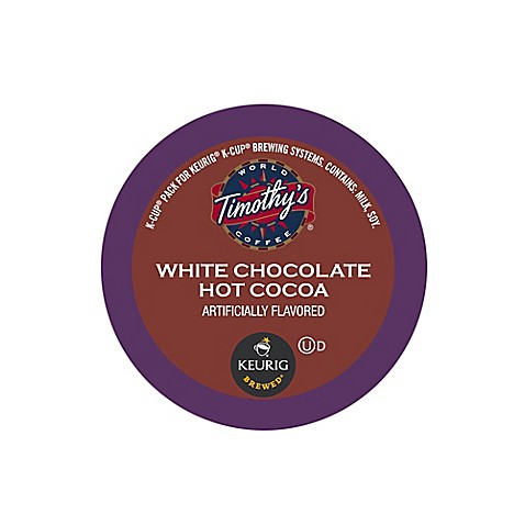 Keurig 174 K Cup 174 Pack 16 Count Timothy S 174 White Chocolate