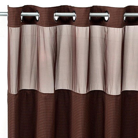 "Buy 54"" X 80"" Hookless Curtain Liner from Bed Bath & Beyond"