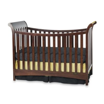 Child Craft™ Coventry Traditional 3-in-1 Convertible Sleigh Crib in Cherry