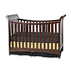 Child Craft Coventry Traditional 3-in-1 Convertible Sleigh Crib in Cherry