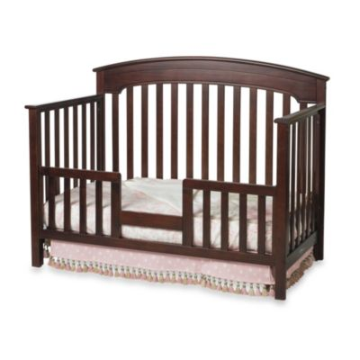 Child Craft™ Toddler Guard Rail for Full-Size Traditional Crib in Cherry
