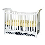 Child Craft Coventry Traditional 3-in-1 Convertible Sleigh Crib in White