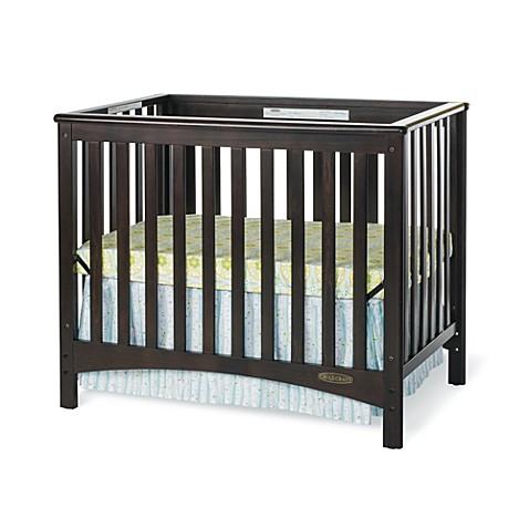 Child craft london euro 2 in 1 mini crib in jamocha for Child craft london euro crib