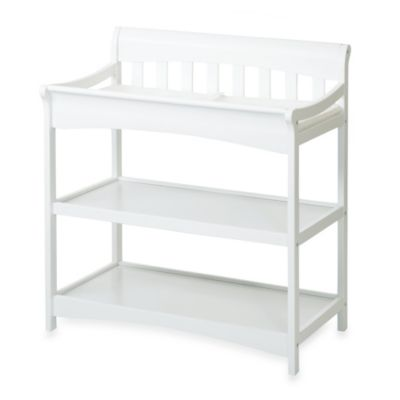 Child Craft™ Coventry Changing Table in Matte White