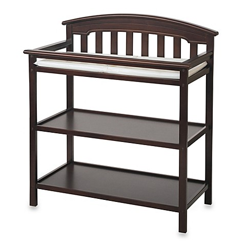 child craft wadsworth changing table in cherry www On child craft changing table