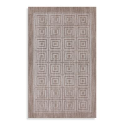 Mohawk Home Palimar 2-Foot 6-Inch x 3-Foot 10-Inch Rug in Taupe