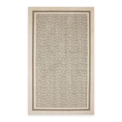 Mohawk Home Redmond Tufted 5-Foot x 8-Foot Rug in Starch Sandrock