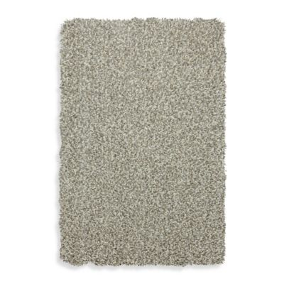 Mohawk Home 2-Foot 6-Inch x 3-Foot 10-Inch Spangle Shell Dust Shag Rug