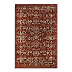 Mohawk Home Highland Rug in Scotch Red