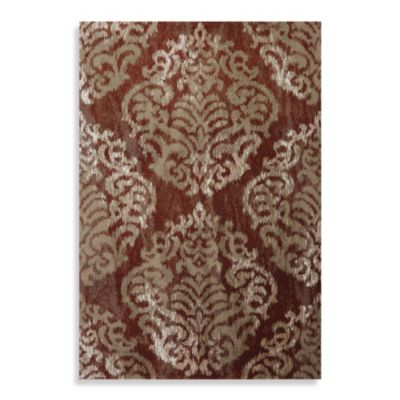 Mohawk Home Kenzie Rug in Scotch Red