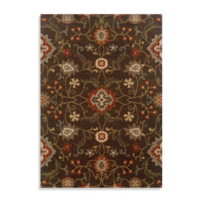 Oriental Weavers Lila Rug in Green