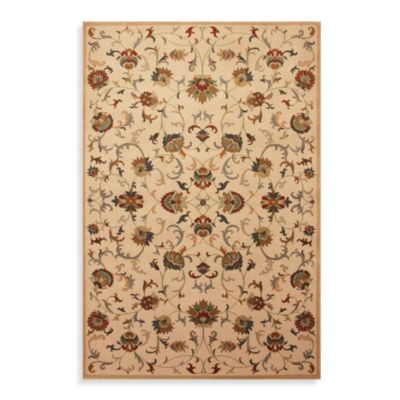 Mohawk Home Adriana 6-Foot x 9-Foot Rug in Butter