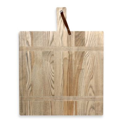 J.K. Adams Co. 1761 Collection Square Cutting Board