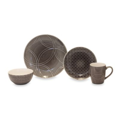 Baum Spirograph 16-Piece Place Setting