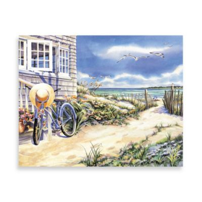 CounterArt® Beach Days Cutting Board