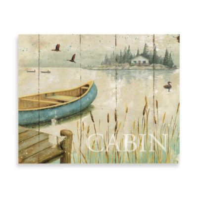 CounterArt® Lakeside Cutting Board