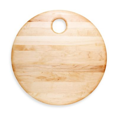 Maple Round Cutting Board