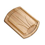Traditional Carver Wood Cutting Board