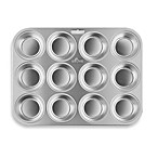 Fox Run Stainless-Steel Muffin Pan