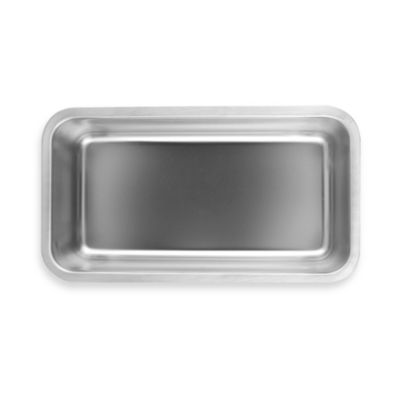 Fox Run® Stainless Steel Loaf Pan