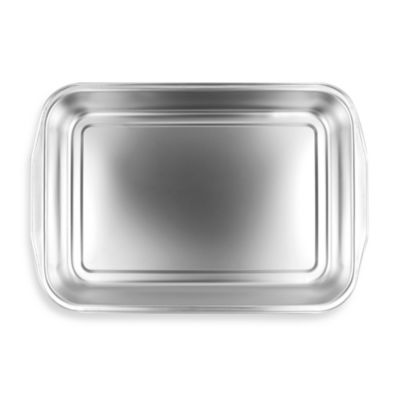 Fox Run Stainless-Steel Roasting Pan